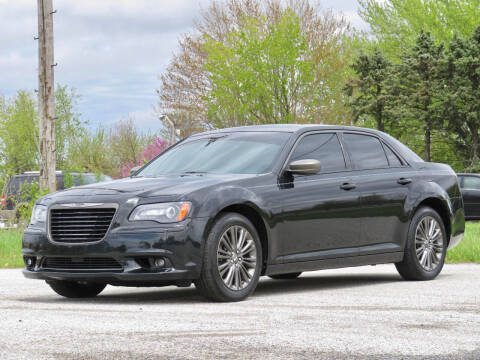 2014 Chrysler 300 for sale at Tonys Pre Owned Auto Sales in Kokomo IN