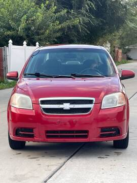 2008 Chevrolet Aveo for sale at Suburban Auto Sales LLC in Madison Heights MI