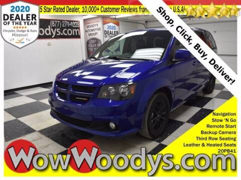 2020 Dodge Grand Caravan for sale at WOODY'S AUTOMOTIVE GROUP in Chillicothe MO