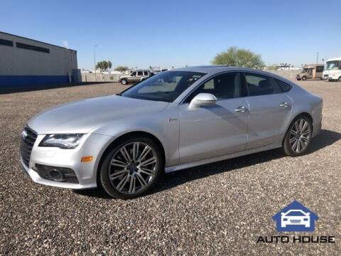 2014 Audi A7 for sale at AUTO HOUSE PHOENIX in Peoria AZ