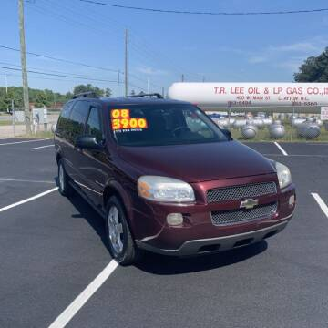 2008 Chevrolet Uplander for sale at Auto Bella Inc. in Clayton NC