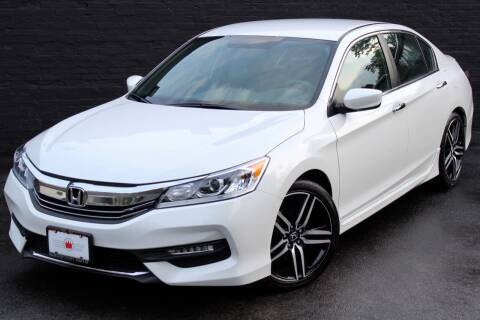 2017 Honda Accord for sale at Kings Point Auto in Great Neck NY