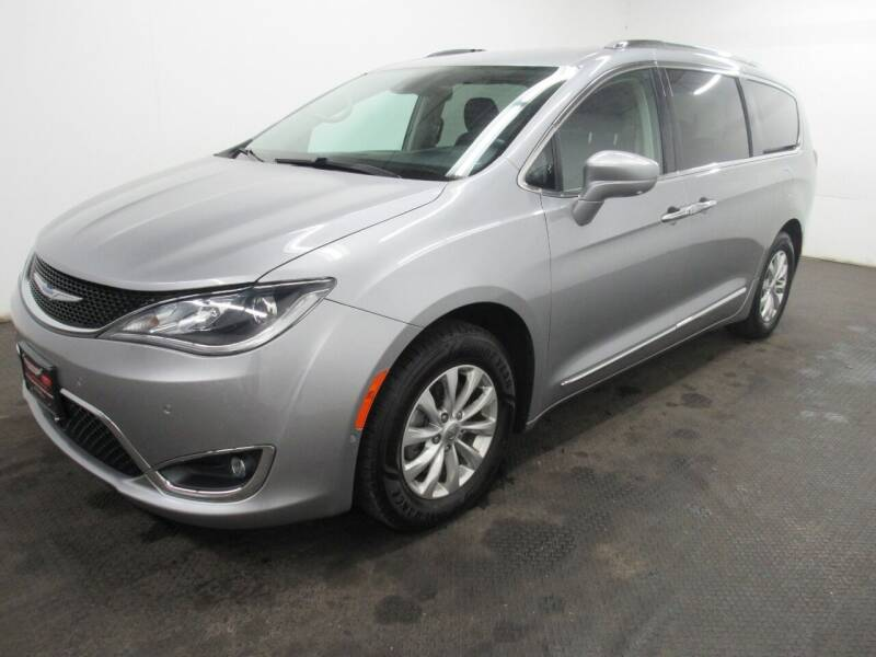 2019 Chrysler Pacifica for sale at Automotive Connection in Fairfield OH