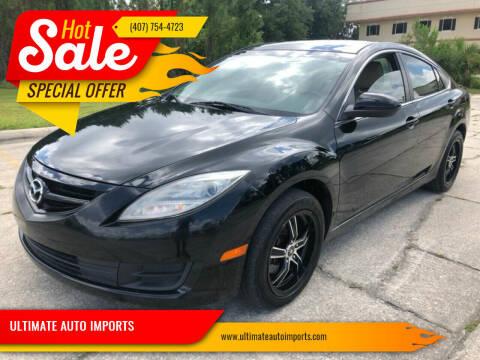 2010 Mazda MAZDA6 for sale at ULTIMATE AUTO IMPORTS in Longwood FL
