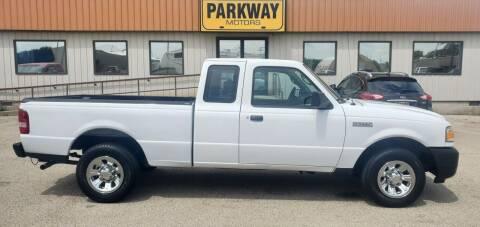 2009 Ford Ranger for sale at Parkway Motors in Springfield IL