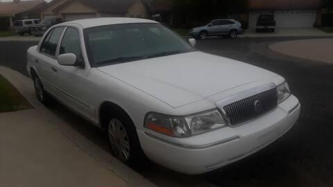 2004 Mercury Grand Marquis for sale at Goleta Motors in Goleta CA