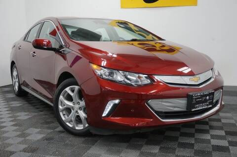 2017 Chevrolet Volt for sale at Carousel Auto Group in Iowa City IA
