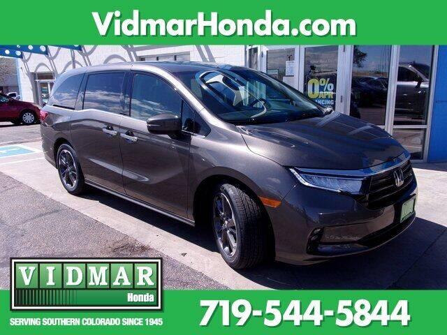 2022 Honda Odyssey for sale in Pueblo, CO