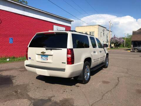 2011 Chevrolet Suburban for sale at WB Auto Sales LLC in Barnum MN
