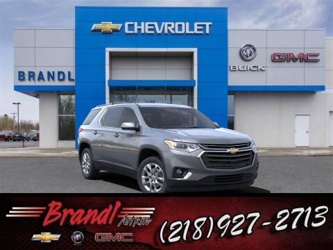 2021 Chevrolet Traverse for sale at Brandl GM in Aitkin MN