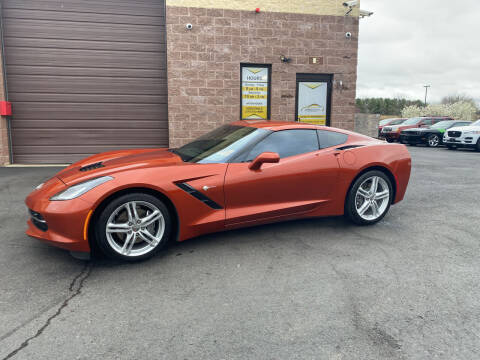 2016 Chevrolet Corvette for sale at CarNu  Sales in Warminster PA