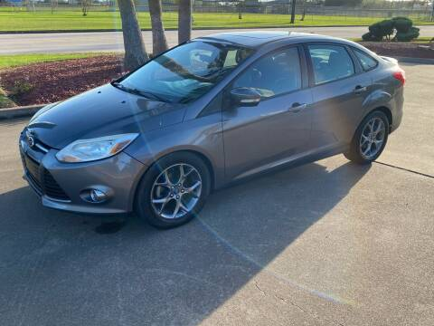 2013 Ford Focus for sale at M A Affordable Motors in Baytown TX