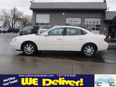 2007 Buick LaCrosse for sale at QUALITY MOTORS in Salmon ID