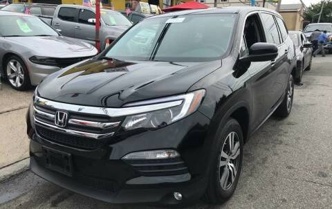 2016 Honda Pilot for sale at Drive Deleon in Yonkers NY