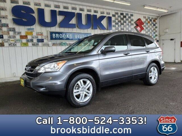 2011 Honda CR-V for sale at BROOKS BIDDLE AUTOMOTIVE in Bothell WA