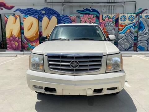 2005 Cadillac Escalade for sale at Delta Auto Alliance in Houston TX