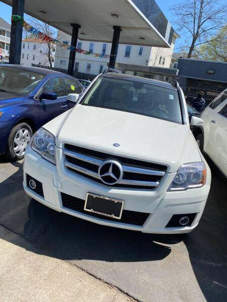 2012 Mercedes-Benz GLK for sale at Olsi Auto Sales in Worcester MA