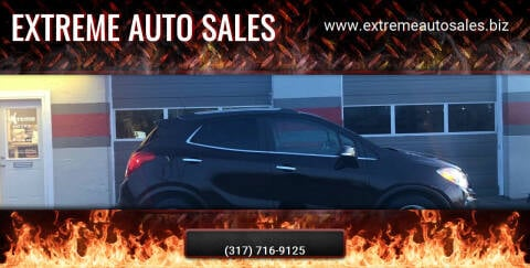 2015 Buick Encore for sale at Extreme Auto Sales in Plainfield IN