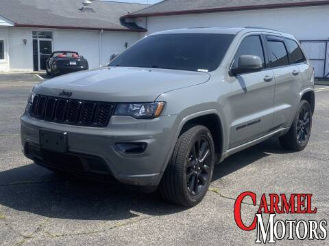 2020 Jeep Grand Cherokee for sale at Carmel Motors in Indianapolis IN