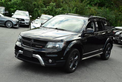 2019 Dodge Journey for sale at Automall Collection in Peabody MA