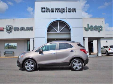 2013 Buick Encore for sale at Champion Chevrolet in Athens AL