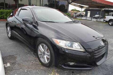 2012 Honda CR-Z for sale at Prado Auto Sales in Miami FL