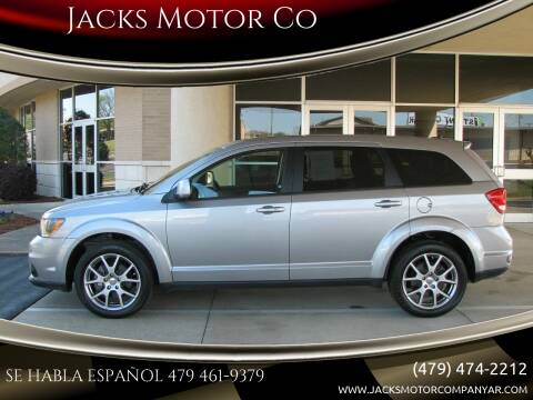 2017 Dodge Journey for sale at JACK'S MOTOR COMPANY in Van Buren AR