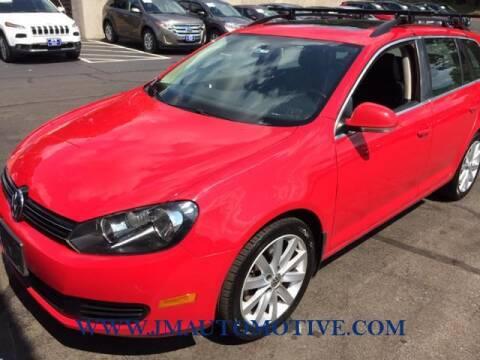 2014 Volkswagen Jetta for sale at J & M Automotive in Naugatuck CT