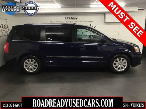 2013 Chrysler Town and Country for sale at Road Ready Used Cars in Ansonia CT
