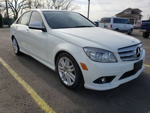 2009 Mercedes-Benz C-Class for sale at Low Price Auto and Truck Sales, LLC in Brooks OR