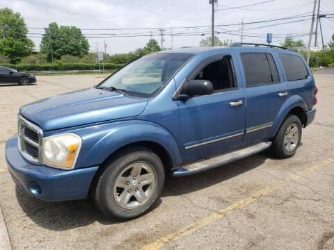 2005 Dodge Durango for sale at REM Motors in Columbus OH