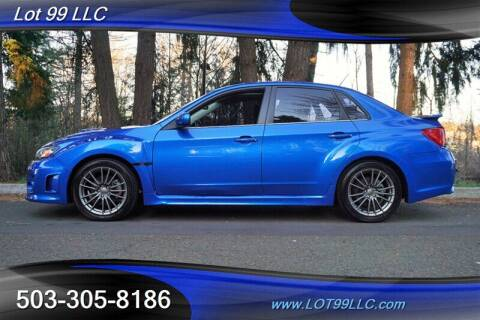 2011 Subaru Impreza for sale at LOT 99 LLC in Milwaukie OR