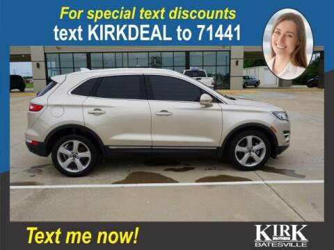 2017 Lincoln MKC for sale at Kirk Brothers Batesville in Batesville MS