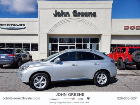 2014 Lexus RX 350 for sale at John Greene Chrysler Dodge Jeep Ram in Morganton NC
