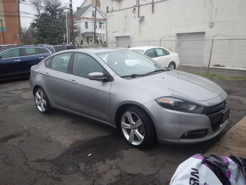 2015 Dodge Dart for sale at 103 Auto Sales in Bloomfield NJ