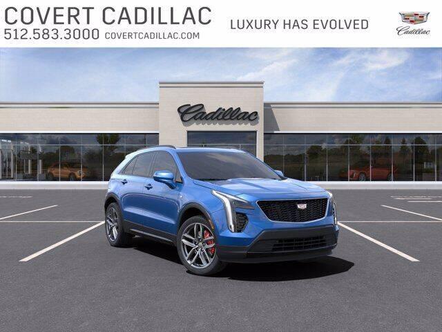 2021 Cadillac XT4 for sale in Austin, TX