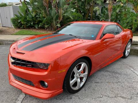 2012 Chevrolet Camaro for sale at Mirabella Motors in Tampa FL