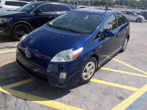 2011 Toyota Prius for sale at ORANGE PARK AUTO in Jacksonville FL