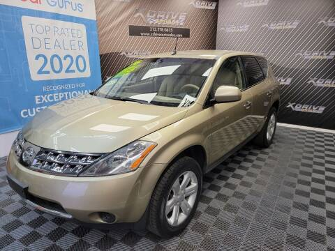 2006 Nissan Murano for sale at X Drive Auto Sales Inc. in Dearborn Heights MI