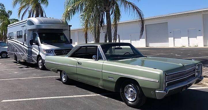 1968 Plymouth Fury for sale at Island Motor Cars in Nesconset NY