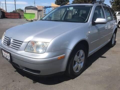 2003 Volkswagen Jetta for sale at AutoDistributors Inc in Fulton CA