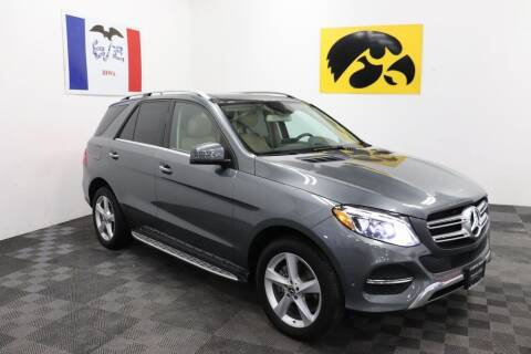 2018 Mercedes-Benz GLE for sale at Carousel Auto Group in Iowa City IA