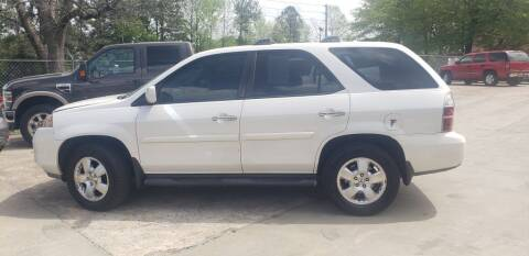 2006 Acura MDX for sale at On The Road Again Auto Sales in Doraville GA