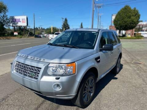 2009 Land Rover LR2 for sale at South Tacoma Motors Inc in Tacoma WA