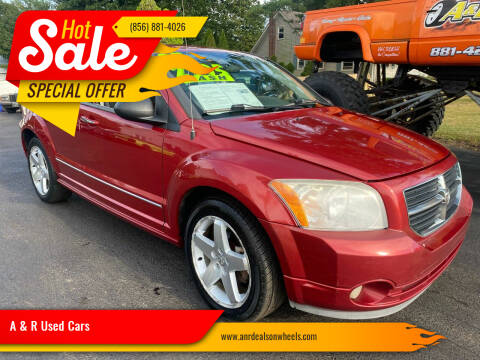 2007 Dodge Caliber for sale at A & R Used Cars in Clayton NJ