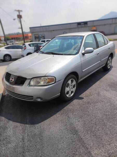 2004 Nissan Sentra for sale at All American Autos in Kingsport TN