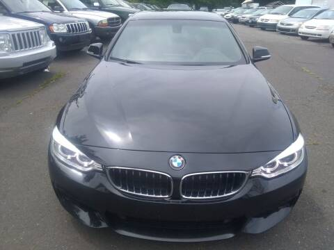 2016 BMW 4 Series for sale at Wilson Investments LLC in Ewing NJ