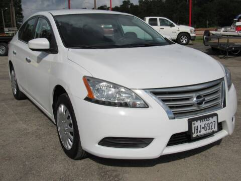 2015 Nissan Sentra for sale at Park and Sell in Conroe TX