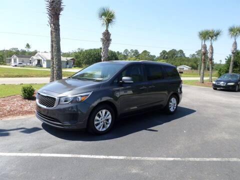 2015 Kia Sedona for sale at First Choice Auto Inc in Little River SC