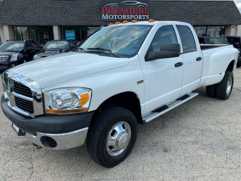 2006 Dodge Ram Pickup 3500 for sale in Plainfield, IL